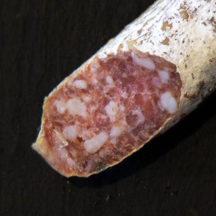 Porcolino angeschnitten