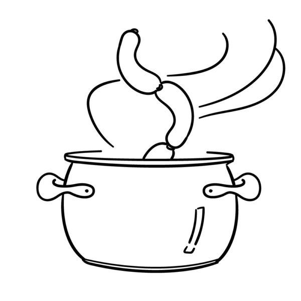 Kochwürste